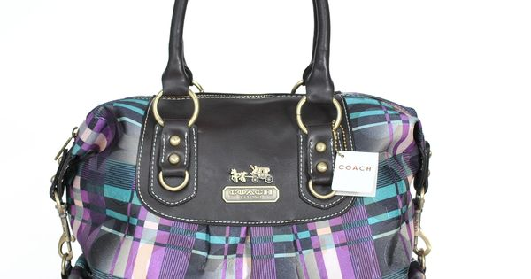 Follow Real Coach Handbags Can Be The World Famous Brand Among Other