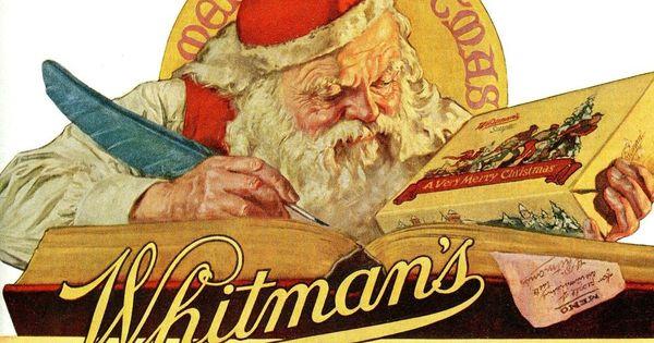 old fashion santa coloring pages - photo#48