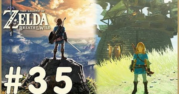 How Many Tech Labs Are In Breath Of The Wild
