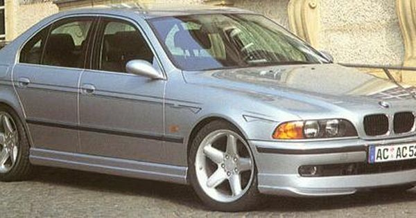 Bmw E39 Ac Schnitzer