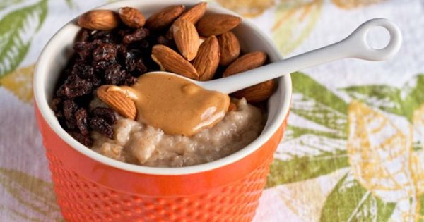 Coconut, Oatmeal and Breakfast on Pinterest