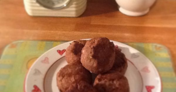 Syn free scotch eggs made with Linda Mcartney red onion ...