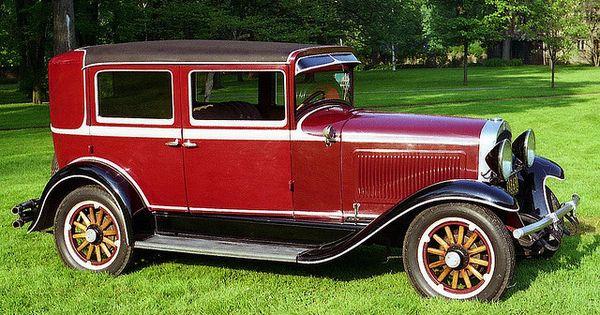 1929 whippet model 98 4 door club sedan by carphoto via for 1929 dodge 4 door sedan