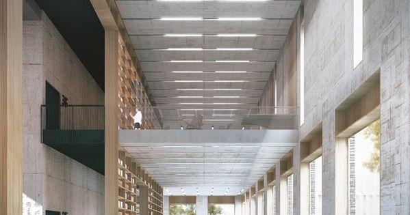 longhua art museum and library shenzhen 2015 mecanoo as pinterest shenzhen museums. Black Bedroom Furniture Sets. Home Design Ideas