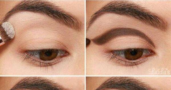 15 Super Basic Eye Makeup for Beginners Makeup for brown ...