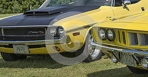 Dodge Challenger And Cuda Front End Dodge Challenger Cuda Challenger