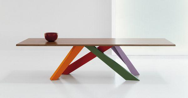 designer esstisch big table jetzt g nstig bei who 39 s. Black Bedroom Furniture Sets. Home Design Ideas