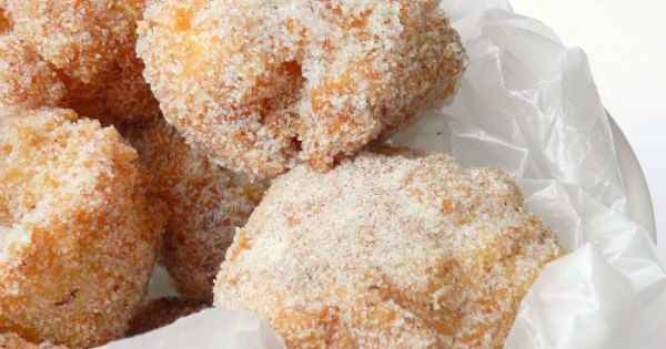 Donut holes, Donuts and Butter on Pinterest