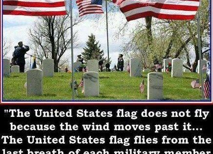 when does the flag fly at half mast