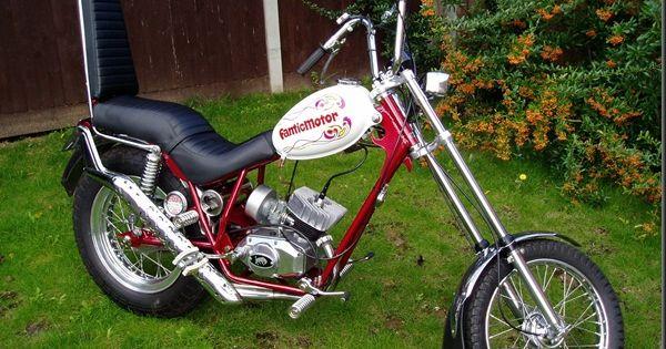 fantic chopper 50cc 1970 39 s moped bikes pinterest. Black Bedroom Furniture Sets. Home Design Ideas