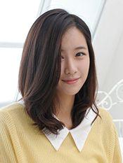 Epris Hair Studio Women S Medium Hairstyles For Round Faces Hair Styles Medium Hair Styles