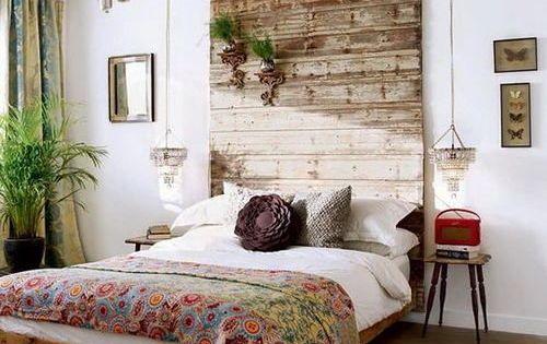 24 Amazing Diy Headboard Ideas Rustic Bedroom Creative Beds Bedroom Design