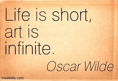 Oscar Wilde Quotes About Art
