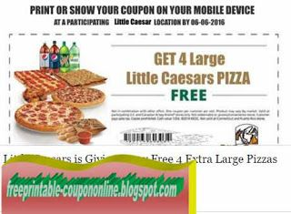 Free Printable Little Caesars Coupons Coupons Free Printable Coupons Grocery Coupons