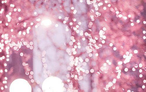 Pink lights ♡