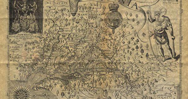 "John Smith Jamestown Quotes: The Jamestown Experience: John Smith's ""Virginia"""