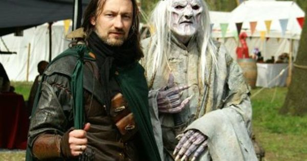 King Ranger Theater >> Ranger of Ithilien and the Witch King at Elf Fantasy Fair