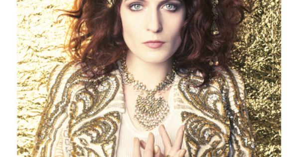 Florence Welch Interview - Florence Welch Style Photos - Marie Claire
