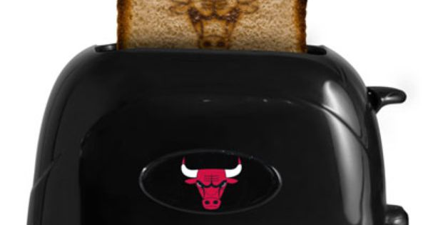 Is even your bread a fan of the Chicago Bulls? Check out ...