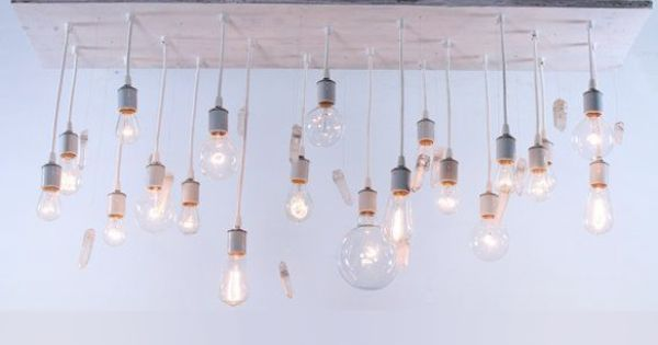 quartz chandelier haute house pinterest chandeliers tiny apartments and bulbs. Black Bedroom Furniture Sets. Home Design Ideas