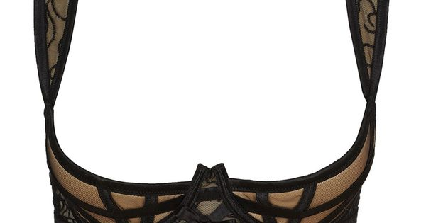 belle en cavale soutien gorge sein nu noir aubade bras. Black Bedroom Furniture Sets. Home Design Ideas