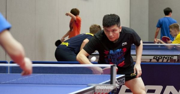 The Top 4 Aspects Of Physical Training For Table Tennis Players Physical Training Is An Important Part Of Table Tennis Player Table Tennis Tennis Techniques