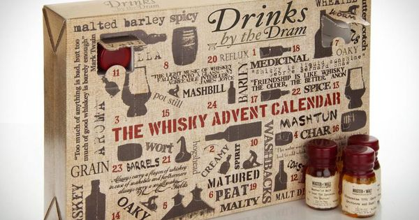 Whisky Advent Calendar 2017 Edition Whiskey Advent