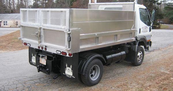 Netd Custom Aluminum Fabrication Custom Truck Bodies Dump Bodies Fenders Toolboxes Boss Snowplows Lightin Custom Trucks Dump Body Aluminum Fabrication