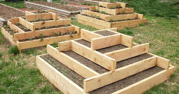 17 Best ideas about Garden Beds on Pinterest Raised garden beds