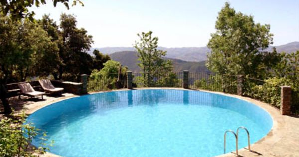 Google Image Result For Http Www Rusticblue Com Images Za37 52 Jpg Round Pool Pool Cool Pools
