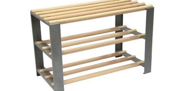 Praktyczna Polka Stojak Szafka Na Buty Nature 6232698684 Oficjalne Archiwum Allegro Wood Outdoor Furniture Home Staging
