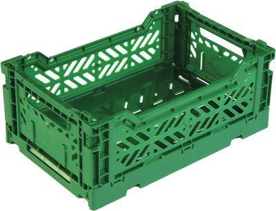 Casier De Rangement Mini Box Pliable L 26 5 Cm Surplus Systems Pop Corn Casier Rangement Cagette Rangement