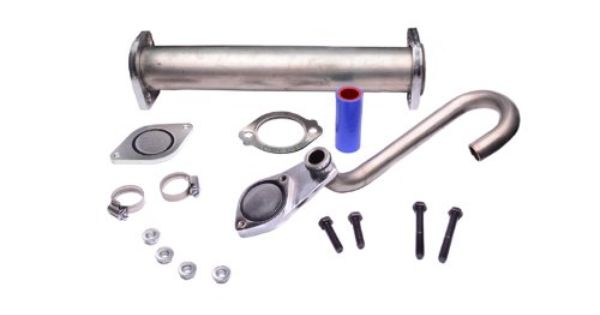 New Ford Egr Delete Kit 6 0 Powerstroke F250 F350 F450 Iso Certified New Complete Delete Kit Actual Picture Of Product Made To Remove Your With Images Powerstroke F250