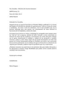 Modelos De Carta De Presentación Formatos De Carta De Presentación Modelo Carta Formato De Carta Ejemplo De Carta Formal