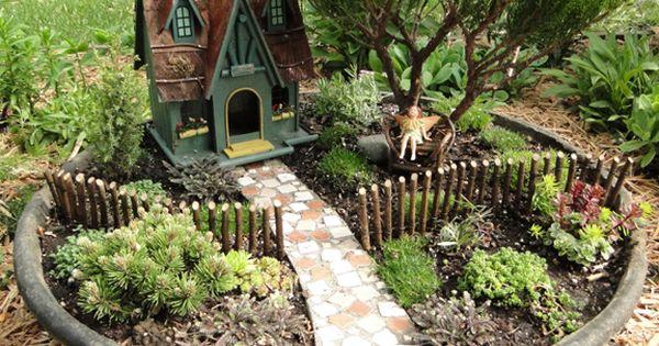 Mini garden ideas