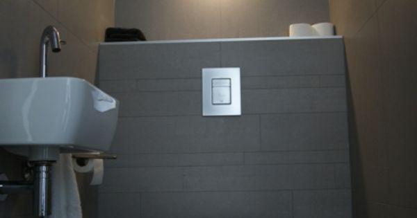 Mooie tegels verlichting interieur pinterest tegels sanitair en verlichting - Kleur wc deco ...