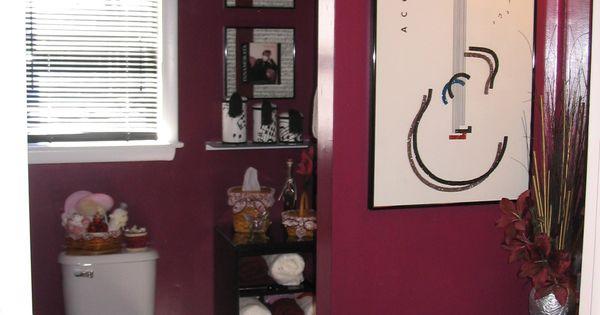 My Music Themed Bathroom Interiors Pinterest Colors
