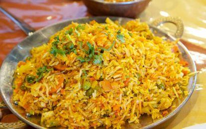Biryani di verdure   Ricetta   Ricette fodmap, Ricette, Cibi indiani