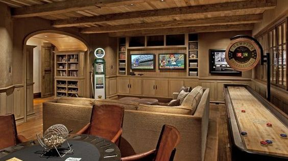 Must Have Man Cave Accessories : Must have items for the ultimate man cave other