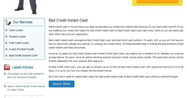 Fast secure payday loans picture 7