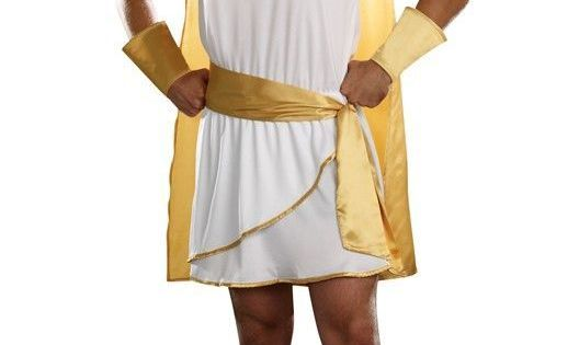 how to make a greek god hermes costume
