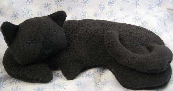 Free Stuffed Cat Pillow Patterns Pillow Cat =^.^= Cat Patterns =^.^= Pinterest Pillows ...