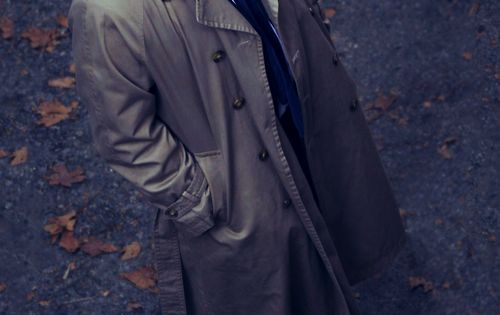 Castiel~This man is spectacular! My fav part of Supernatural is the swooshing