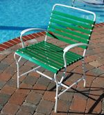 Patio Or Pool Furniture Vinyl Strapping Or Lacing Replacements For