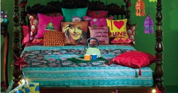 inspiration ethnique et boh me inspiration style boh me. Black Bedroom Furniture Sets. Home Design Ideas