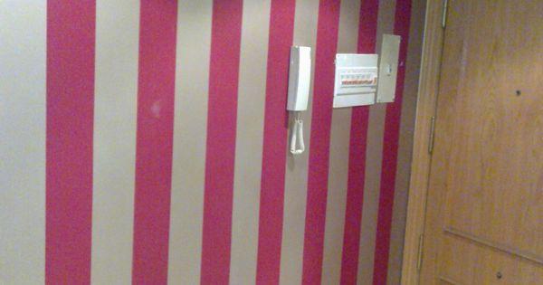Papel pintado cenefas for Cenefas papel pintado