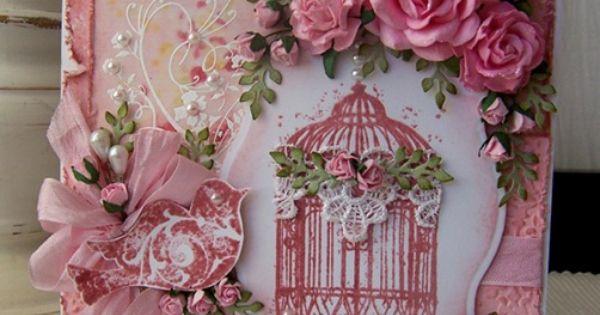 Beautiful handmade card ❤