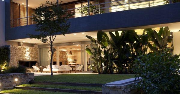 Pricila house by martin gomez arquitectos in argentina architecture interior design lighting - Maison pricila martin gomez ...