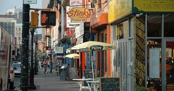 Carroll Gardens Brooklyn New York New York A City So