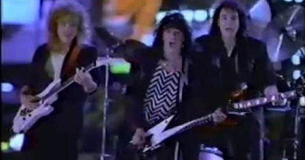 Frehley S Comet Into The Night 1987 Official Music Video